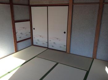 中央区葛城貸家二階和室8畳