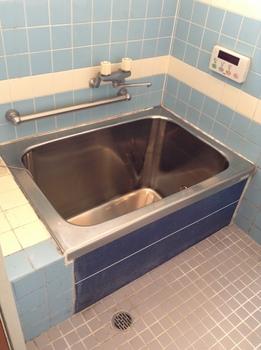 中央区葛城貸家風呂